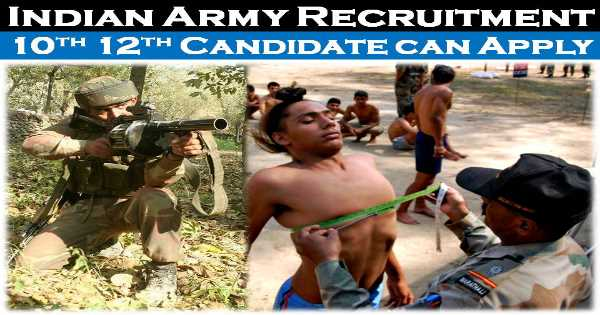 ARO Agra Army Rally Bharti 2019- date 01 to 15 Aug, Age, Height