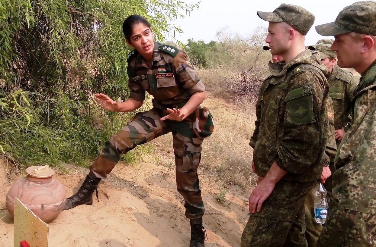 Military Bharti Programme 2021-2022 All India Army Bharti