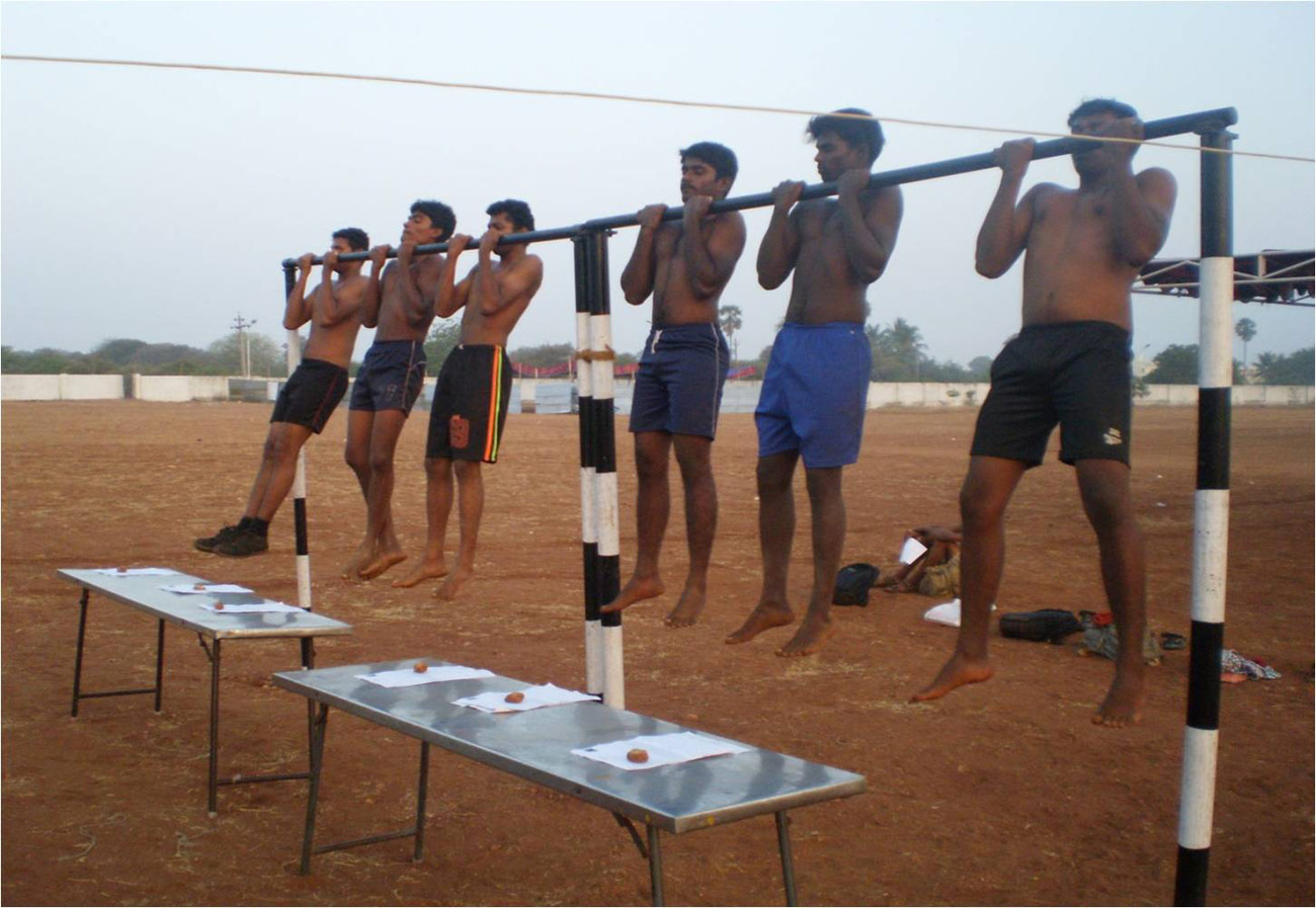 Physical Fitness Test Indian Army Recruitment PFT for Male