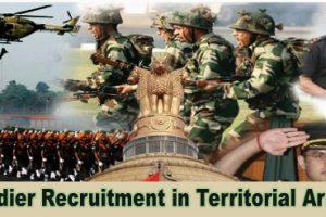 TA प्रादेशिक सेना TA Recruitment Open Rally Bharti 2021-2022 Programme Zone/State wise TA Bharti