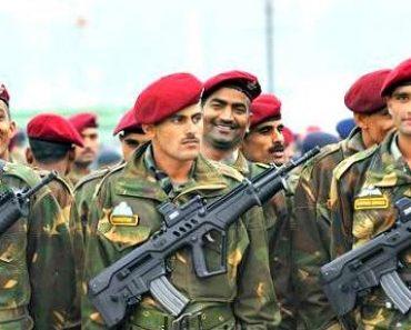 JAT Regiment Relation Rally Bharti 2021-2022 UHQ Quota Relation Bharti JAT Regt