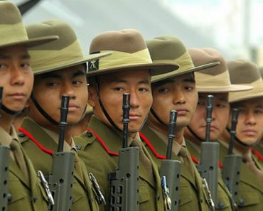 Gorkha Regiment: War Cry With Meanings GR