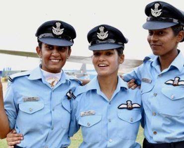Women Bharti in IAF 2021-2022 वायु सेना में महिला भर्ती प्रोग्राम