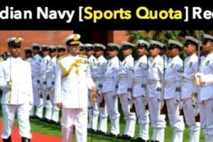 All India Navy Bharti 2021-2022 10th/12th Pass Sports Quota 2021-2022