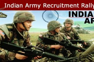 AOC Center Secunderabad 2021-2022 Army Relation Recruitment Rally Bharti AOC