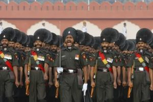 RAJPUTANA Rifles Army Relation Bharti-UHQ Quota 2021-2022