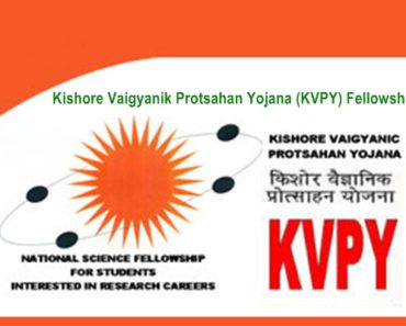 किशोर वैज्ञानिक प्रोत्साहन योजना  Kishore Vaigyanik Protsahan Yojana in Hindi