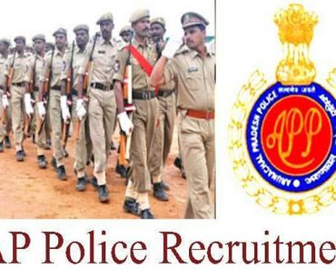 Arunachal Pradesh Police Head Constable Bharti 2021-2022 HC (Telecom)/HC(RT) Recruitment