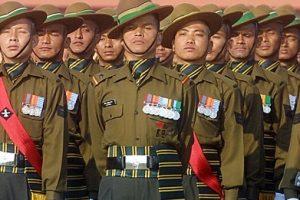 Gorkha Regiment Relation Rally Bharti Program 2021-2022  गोरखा रेजिमेंट रिलेशन रैली भर्ती