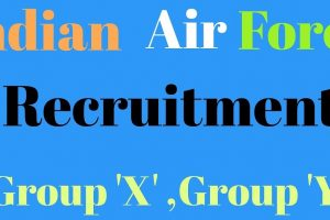 Indian Air Force Group Y Trades Technical/Non Technical IAF Trade List