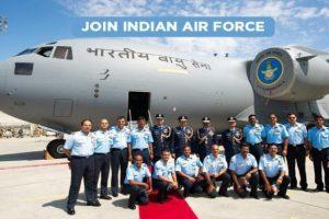 Indian Air Force Recruitment Program Group X&Y Airmen वायु सेना भर्ती 2021