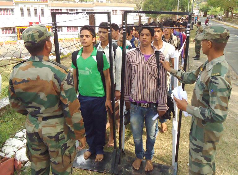 Nanded Indian Army Rally Bharti 2020 | नांदेड आर्मी भर्ती मेळावा - Kikali.in