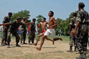 UP Army Rally Bharti Program 2021 Uttar Pradesh District wise army open rally bharti Schedule/ Notification