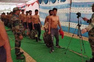 Jharkhand Army Open Rally Bharti 2021-2022 Program/Schedule/Notification date