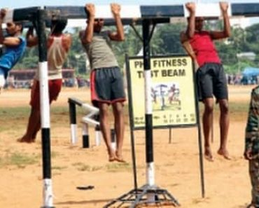 बिजनौर आर्मी भर्ती Bijnor Army Rally Bharti 2021-2022 Application, Physical, Medical, Written