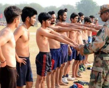 Army Rally Bharti Jhansi 2021-2022 Application, Physical, Medical, Written झाँसी आर्मी भर्ती