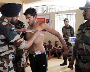 अम्बाला आर्मी भर्ती प्रोग्राम Army Rally Bharti Ambala 2021-2022 Application, Physical, Medical, Written