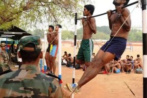 Amreli Army Rally Bharti 2021-2022 Application, Physical, Medical, Written