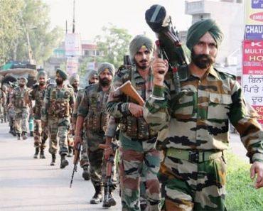 Mansa Army Rally Bharti 2021-2022 Application, Physical, Medical, Written मनसा आर्मी भर्ती प्रोग्राम