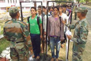 पाटन आर्मी भर्ती Patan Army Rally Bharti 2021-2022 Application, Physical, Medical, Written