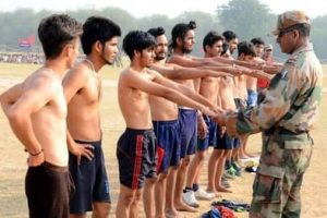 SBS Nagar Army Rally Bharti 2021-2022 Application, Physical, Medical, Written नवाशहर आर्मी भर्ती प्रोग्राम
