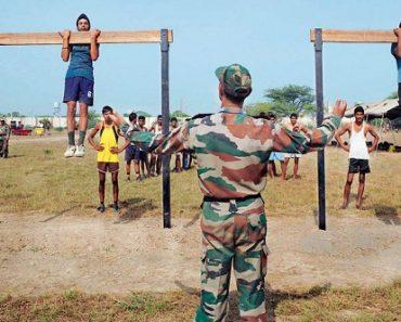 बांसवाड़ा आर्मी भर्ती Army Rally Bharti Banswara 2021-2022 Application, Physical, Medical, Written