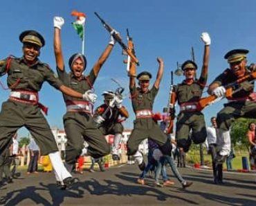 मंदसौर आर्मी भर्ती 2021-2022 Mandsaur Army Rally Bharti Application, Physical, Medical, Written
