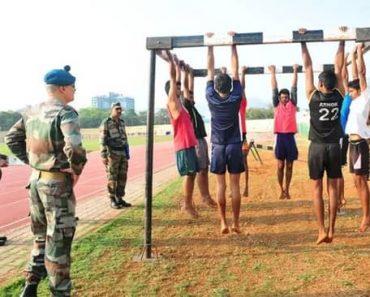 प्रतापगढ़ आर्मी भर्ती Army Rally Bharti Pratapgarh(Raj) 2021-2022 Application, Physical, Medical, Written