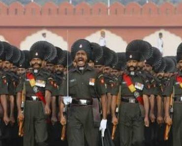 श्री गंगानगर आर्मी भर्ती Army Rally Bharti Sri Ganganagar 2021-2022 Application, Physical, Medical, Written