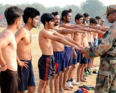 पूर्व गारो हिल्स आर्मी भर्ती Army Rally Bharti East Garo Hills 2021-2022 Application, Physical, Medical, Written