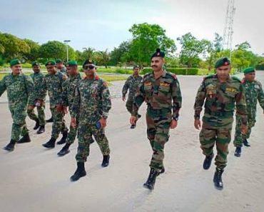 सेनापति आर्मी भर्ती Army Rally Bharti Senapati 2021-2022 Application, Physical, Medical, Written