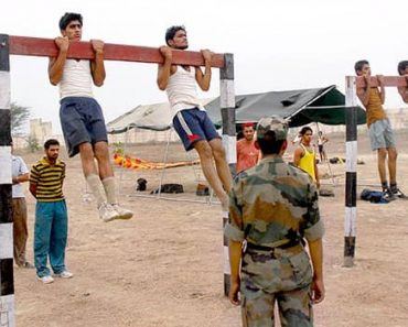 अपर सुबनसिरी आर्मी भर्ती Army Rally Bharti Upper Subansiri 2021-2022 Application, Physical, Medical, Written