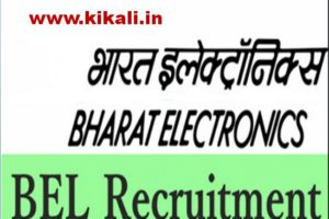 BEL Project Engineer Recruitment 2021 for Apply Online Application for 268 Posts