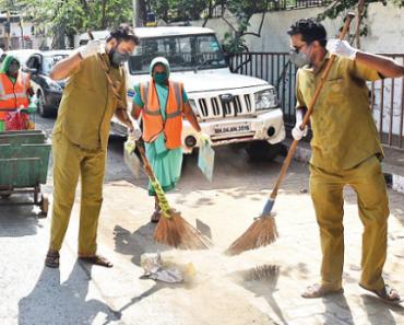 झाँसी सफाई कर्मी भर्ती 2021 Safai Karmi Jobs in Jhansi 2021