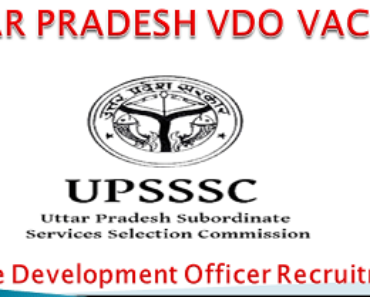 हरदोई ग्राम विकास अधिकारी भर्ती 2021 Hardoi VDO Vacancy